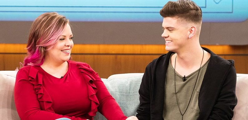 Catelynn Lowell, Tyler Baltierra Open Up About Their Struggles With Depression on 'Dr. Oz Show'