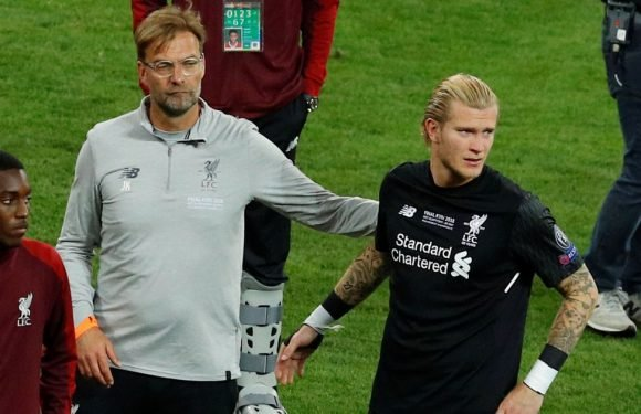 Karius to remain Liverpool No.1 after Reds were priced out of deals for targets