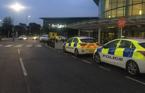 Teen critically injured after 60ft fall from balcony at John Lewis store