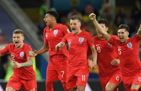 Fans spot exact moment Dier realises what he's got to do – his face is a picture