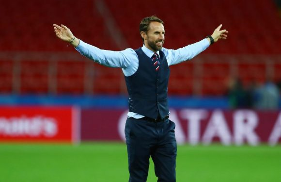 England fans want Gareth Southgate to make an important change to his waistcoat