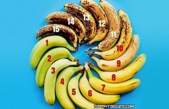 Photo guide to the 'perfect' ripe banana divides the internet – so which ones would you eat?