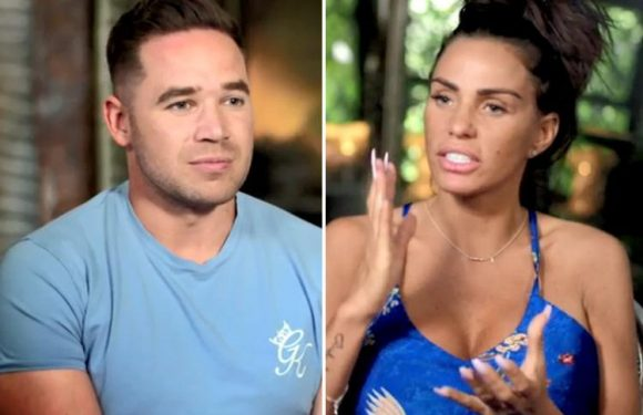 Katie Price's sex addict husband Kieran Hayler failed THREE lie detector tests to check he was cheating