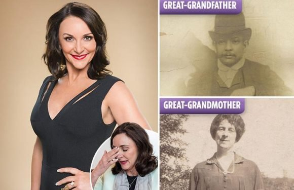 Shirley Ballas reveals shock of discovering her ancestors were SLAVES from Africa