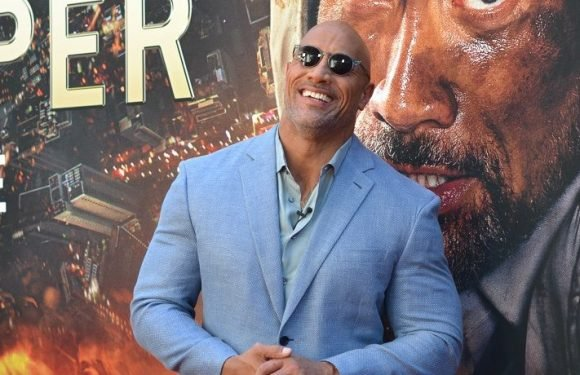 'Skyscraper' Premiere In NYC Was A Star-Studded Event Featuring Dwayne 'The Rock' Johnson & Family