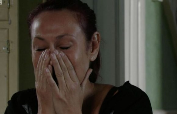 EastEnders viewers sickened as Tina reveals what evil Stuart did to her