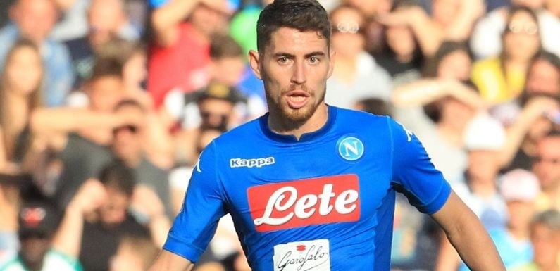 Manchester City fume over Jorginho's Chelsea transfer