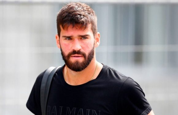 Alisson 'attracts £62m offer from Liverpool' as Reds aim to upgrade on Karius