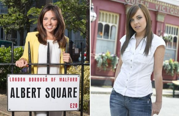 EastEnders star Louisa Lytton is making a shock return to the soap as Ruby Allen after 12 years