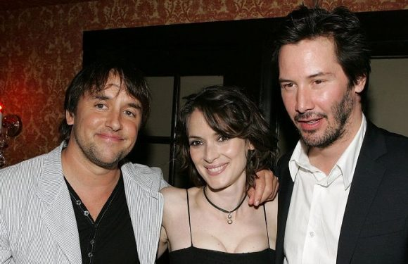 Keanu Reeves Says Working With Winona Ryder Again Was 'The Best Time'