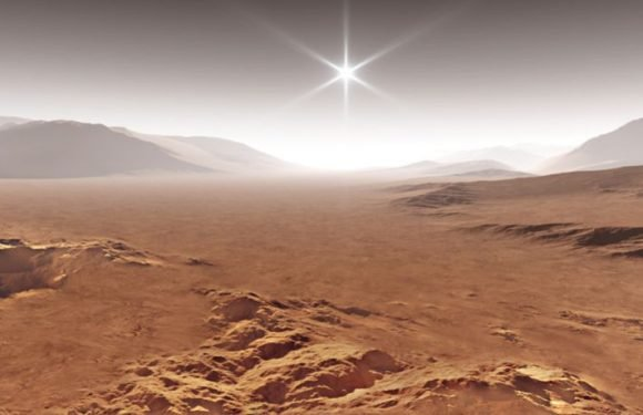 Ancient 'Ghost Dunes' Found On Mars May Hold Clues To Past Alien Life