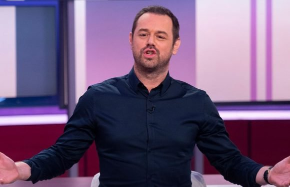 Danny Dyer is 'jealous' of Jack and is 'crying every night' missing Dani