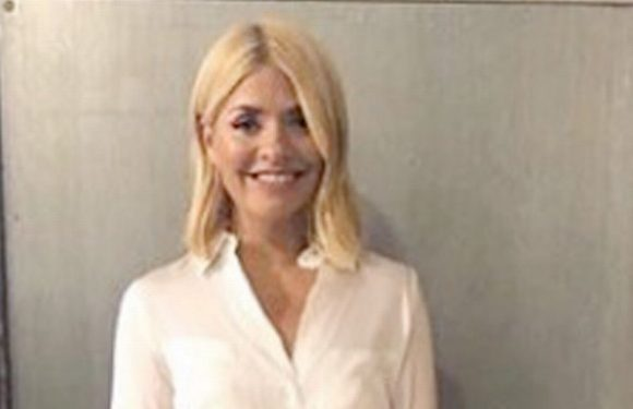 Holly Willoughby's son's World Cup reaction is how we all feel right now