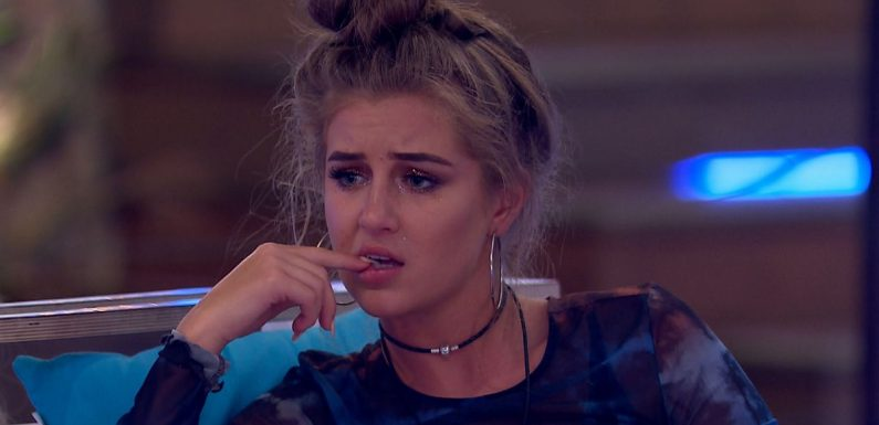 Shocking reason behind Ellie and Georgia's explosive Love Island fight revealed