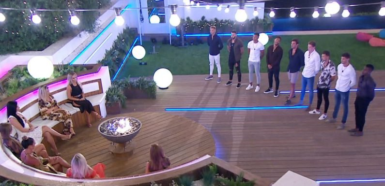 Surprise Love Island dumping revealed with all couples at risk of leaving