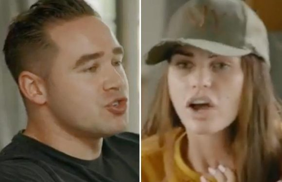 Katie Price rows with ex Kieran Hayler in trailer for her new reality show My Crazy Life after letting cameras in to film her doomed marriage