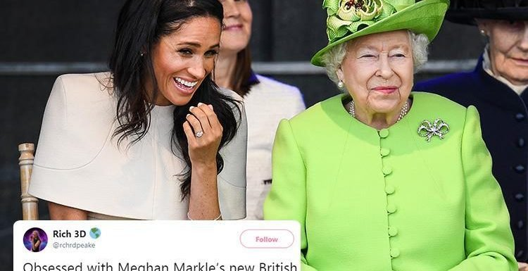 Meghan Markle has NOT adopted a British accent – and here's why, according to a linguist