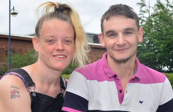 Couple reveal nightmare of spending four months sleeping on the streets