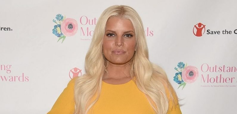 Jessica Simpson Claps Back After Being 'Mom Shamed' Over Controversial Instagram Featuring Her Son