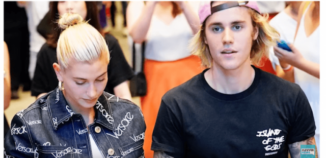 Justin Bieber and Hailey Baldwin Declare Their Love For Each Other Via Social Media