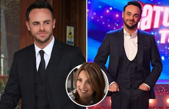 Ant McPartlin WILL return to TV 'when he is well and fit enough' confirms ITV boss
