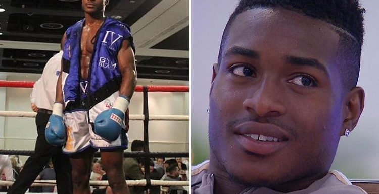 Love Island's Idris Virgo boasts he's a 'professional boxer' but has only won two fights