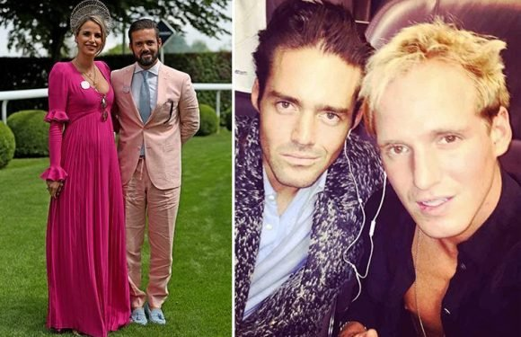 Spencer Matthews snubbed Jamie Laing for his wedding with Vogue Williams — despite insisting Made In Chelsea co-star would be best man