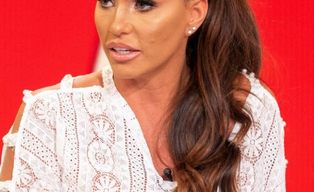Katie Price admits she's on anti-depressants in emotional Loose Women
