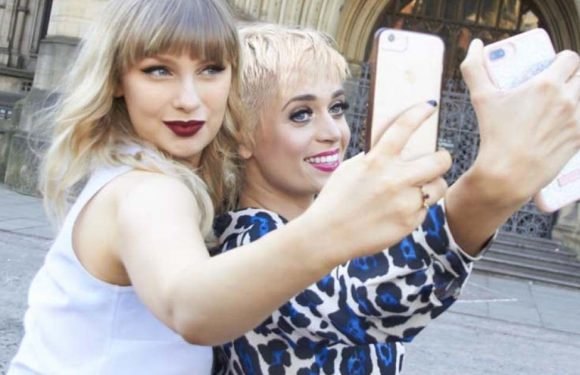 Looks like Taylor Swift and Katy Perry have finally ended their feud
