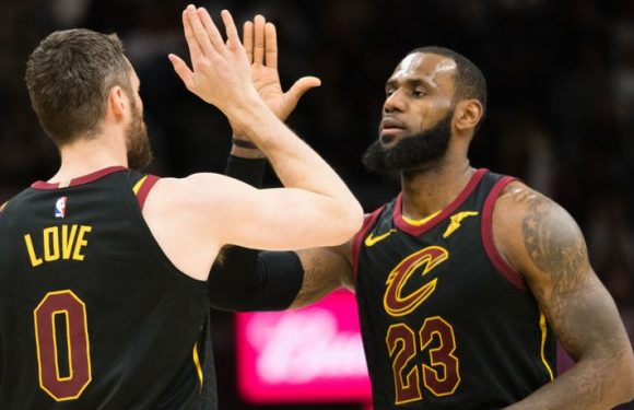 NBA Rumors: Lakers Could Send Deng, Kuzma, Hart & 1st-Round Pick To Cavs For Kevin Love, Per 'Bleacher Report'