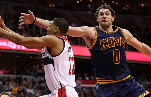 NBA Trade Rumors: Cavaliers Could Swap Kevin Love For Otto Porter Jr., According To 'Bleacher Report'