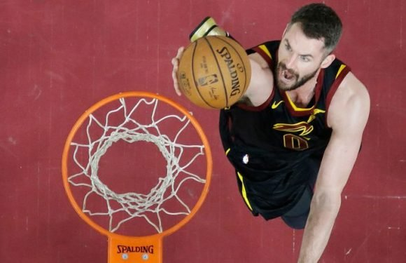 NBA Trade Rumors: Kevin Love Received Interest From Heat, Hornets & Trail Blazers, But Cavs Said 'No, Thanks'