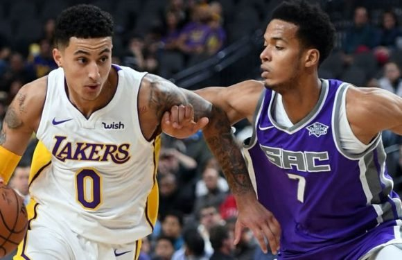 Lakers Legend Kobe Bryant Shares Some Words Of Wisdom To Kyle Kuzma On 'Staying Level-Headed'
