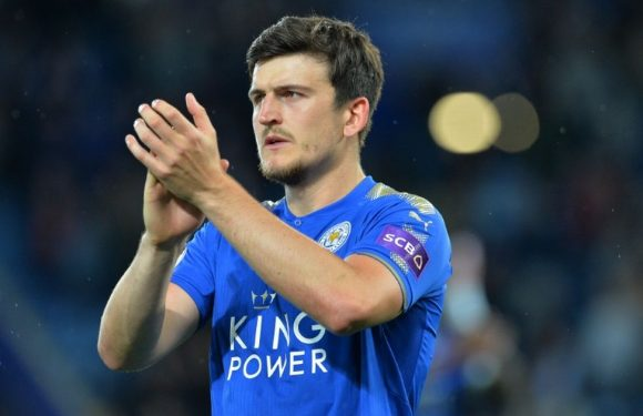 The two players Man United will sell to fund Harry Maguire signing