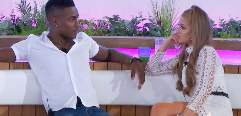 Love Island's Georgia sparks new drinking game as Sam tries to win her attention