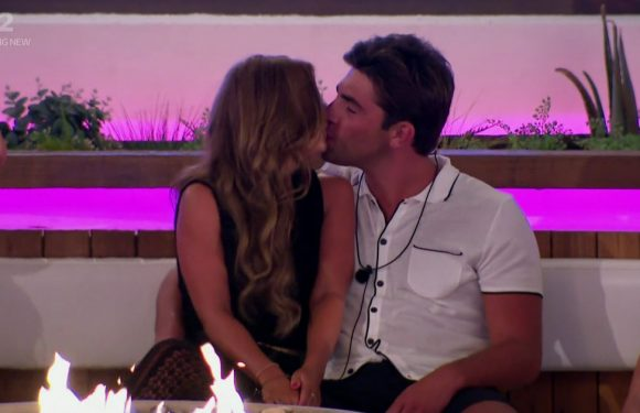 Love Island's Dani and Jack confess their love – but Ellie drops shock bombshell