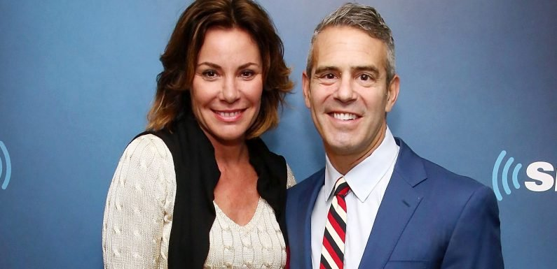Andy Cohen Sends Love as RHONY'S Luann de Lesseps Returns to Rehab