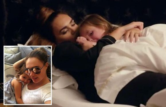 Tamara Ecclestone vows to stop breastfeeding daughter Sophia when she's four and a half