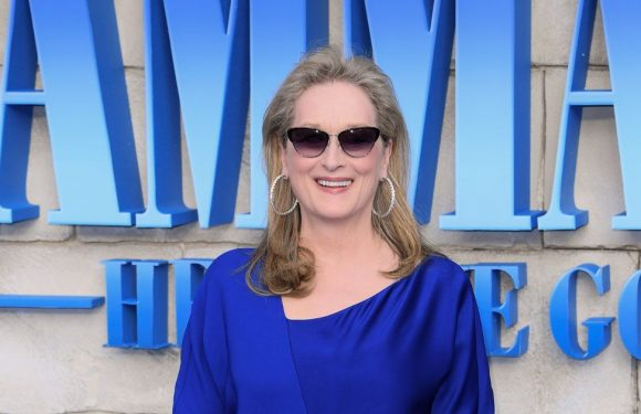 Meryl Streep confirms appearance in Mamma Mia 2 at star studded premiere