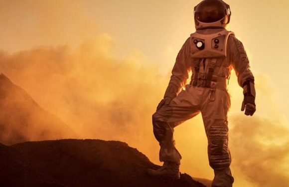 NASA Said It Has Plans To Send A Man To Mars In The 2030s