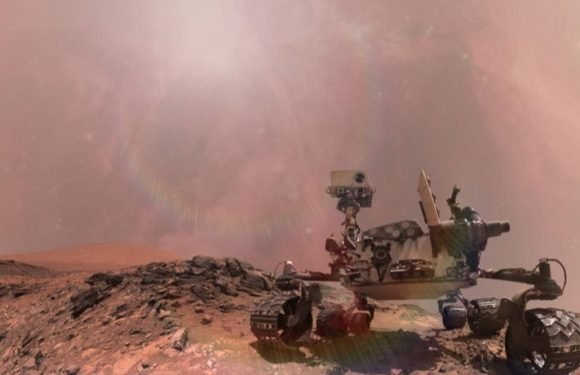 Martian Rock Too Tough To Drill Into Stumps NASA's Curiosity Rover