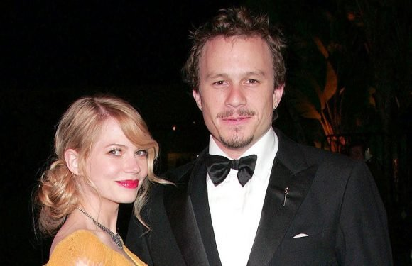 Heath Ledger's Father Speaks Out About Michelle Williams' Secret Marriage