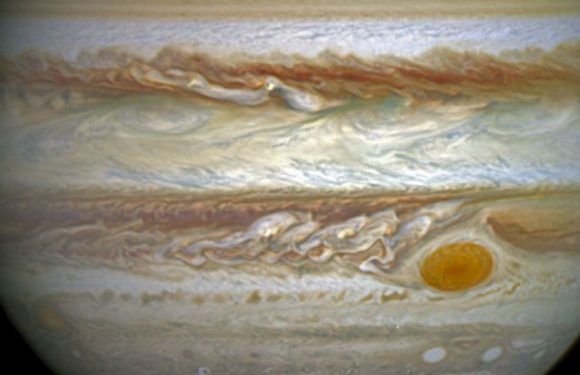 Astronomers To Study Jupiter's Stunning Great Red Spot In Depth With NASA's James Webb Space Telescope