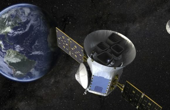 NASA's TESS Satellite Has Officially Started Its Exciting New Planet Hunter Mission