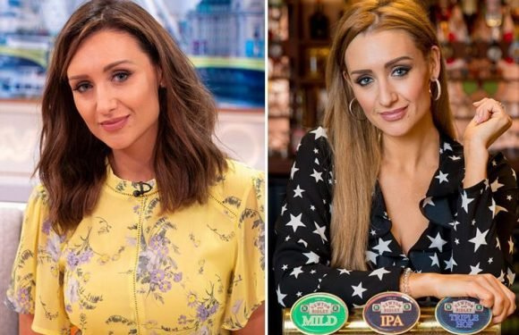 Coronation Street's Catherine Tyldesley won't rule out soap return and predicts Eva will one day come back and 'wreak havoc'