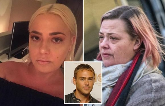 Lisa Armstrong wows fans with new look as she catches the eye of 90s boyband star Dan Corsi