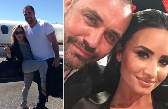 Demi Lovato 'fired her long-term sober coach three weeks ago' and family are desperate for her to go back to rehab