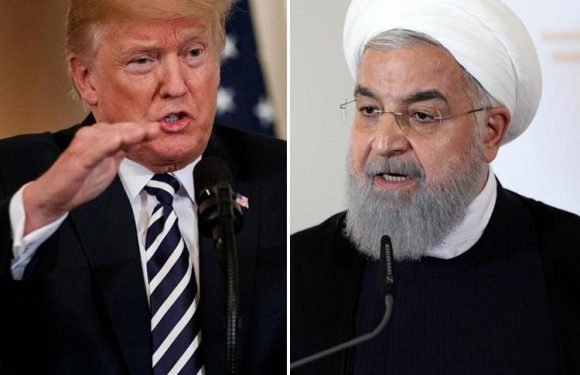 Donald Trump says he'll meet Iranian President Hassan Rouhani 'anytime' after fiery threats