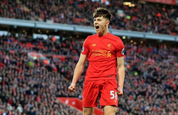 Aston Villa close in on loan move for Liverpool's highly-rated youngster Ben Woodburn