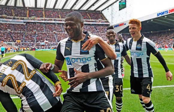 Chancel Mbemba leaves Newcastle for Porto in permanent deal… but will meet Rafa Benitez again very soon